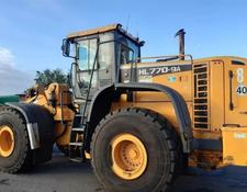 Hyundai wheel loader HL 770-9