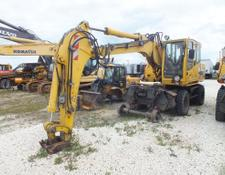 Atlas 16004 ZW / two-way excavator/ 125Hp / 1 owner / qood condiction