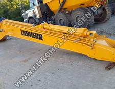 Liebherr 914 924 934 944 954 Long Reach Lange Arm Boom Lo