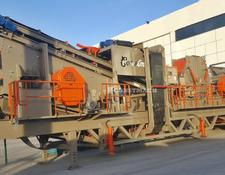 Constmach MOBILE CRUSHING PLANT   50-60 ton per hour CAPACITY