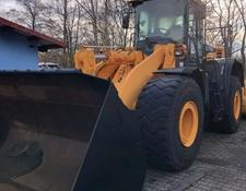 Hyundai wheel loader 770-9