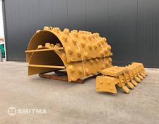 Caterpillar PADFOOT SHELL KIT CS563E/CS56