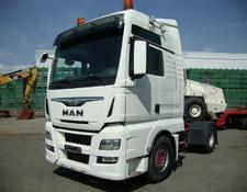 MAN TGX 18.480 XXL ZGG 60to Garantie Intarder Abstand