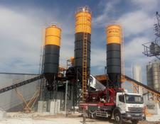 Fabo HIGH CAPACITY CONCRETE PLANT