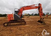 Hitachi tracked excavator ZX 135 US-3