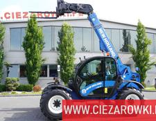 New Holland LM 6.32 , 4x4x4 , Powershift , 6m-3.200kg , forks
